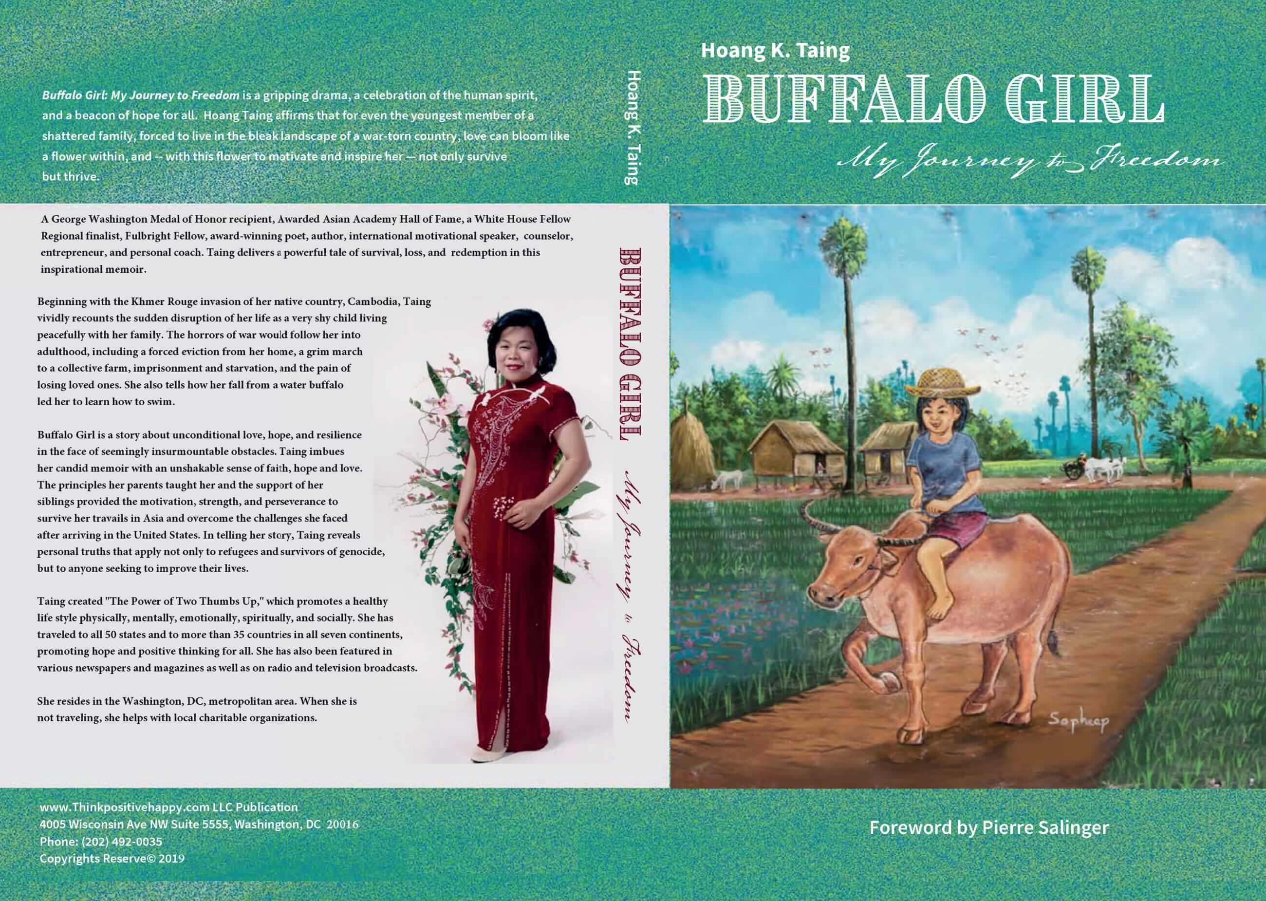 Buffalo Girl Book Cover